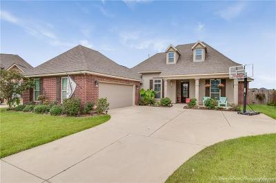 Bossier City Single Family Home For Sale: 1044 Maize Street