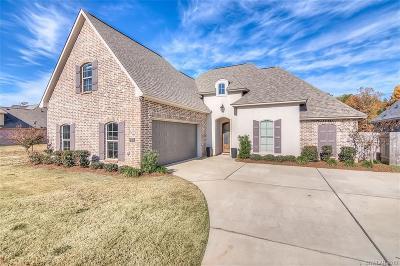 Benton Single Family Home For Sale: 211 Morgan Court