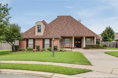 Bossier City Single Family Home For Sale: 108 Piccadilly