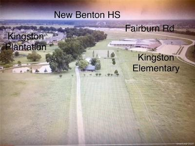Benton Single Family Home For Sale: 593 Kingston Road