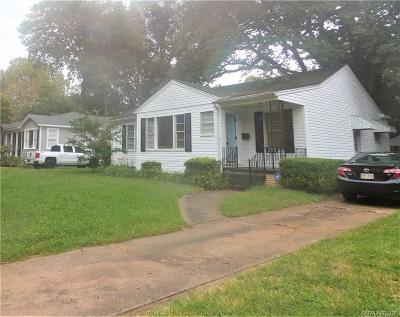 Broadmoor Terrace Single Family Home For Sale: 213 Pennsylvania
