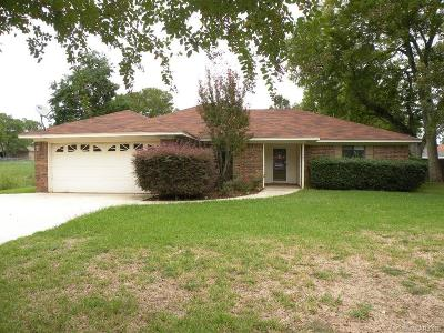 Benton Single Family Home For Sale: 4607 Lawndale Drive