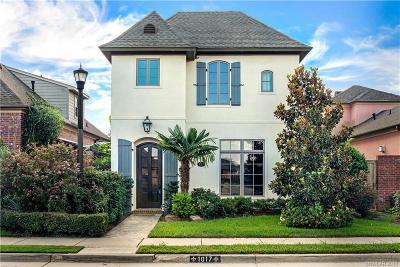 Shreveport Single Family Home For Sale: 1017 S Crescent Cove