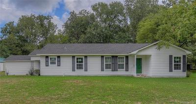 Keithville Single Family Home For Sale: 11085 Old Mansfield Road