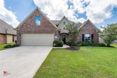 Bossier City Single Family Home For Sale: 504 J R Drive