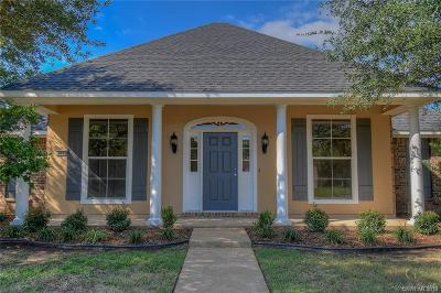 Bossier City Single Family Home For Sale: 1003 Belle Haven Drive