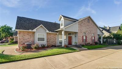 Bossier City Single Family Home For Sale: 3635 Greenacres Place Drive #352