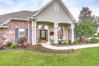 Haughton Single Family Home For Sale: 707 Opal Circle