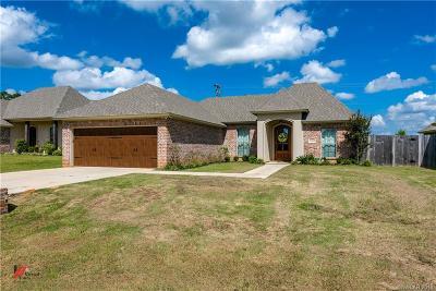 Shreveport Single Family Home For Sale: 6622 Blanchard Lake Drive