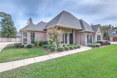 Haughton Single Family Home For Sale: 1916 Highpoint Place