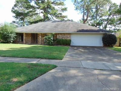Single Family Home For Sale: 6173 Masters Drive