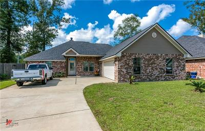 Haughton Single Family Home For Sale: 237 Southern Creek Circle