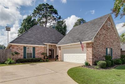 Shreveport Single Family Home For Sale: 10476 Plum Creek Drive