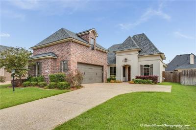 Shreveport LA Single Family Home For Sale: $244,900