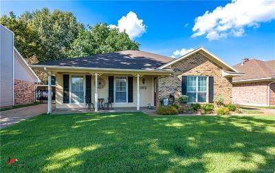 Bossier City Single Family Home For Sale: 5915 Wildcrest Street