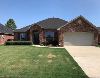 Bossier City Single Family Home For Sale: 244 Avondale Lane