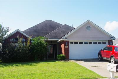 Bossier City Single Family Home For Sale: 5758 Gold Crest Drive