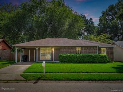 Bossier City Single Family Home For Sale: 4916 Okeefe Street
