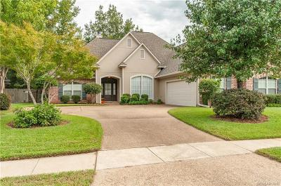 Shreveport Single Family Home For Sale: 10039 Toulouse Drive