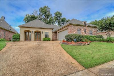 Bossier City Single Family Home For Sale: 305 Bevly Lake Drive