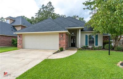 Shreveport Single Family Home For Sale: 1164 Pelican Creek Drive