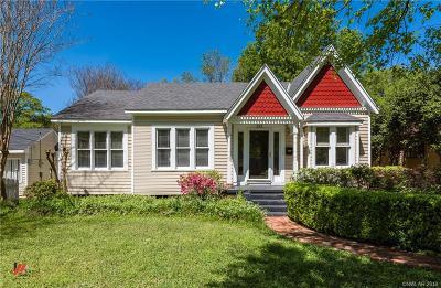 Shreveport Single Family Home For Sale: 212 Preston Avenue