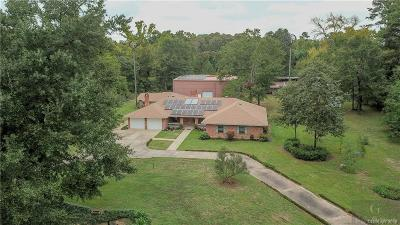 Single Family Home For Sale: 8344 Odom Road