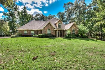Benton Single Family Home For Sale: 1016 Bay Ridge Drive