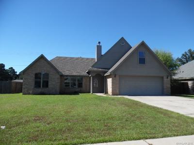 Benton Single Family Home For Sale: 171 Lola