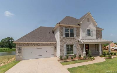 Benton Single Family Home For Sale: 421 N Lost River Drive