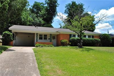 Broadmoor Terrace Single Family Home For Sale: 5717 Grover Place