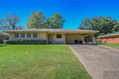 Shreveport Single Family Home For Sale: 3010 W Cavett Drive