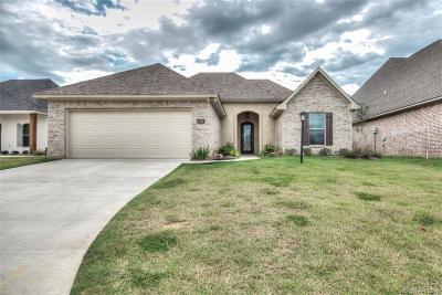 Shreveport Single Family Home For Sale: 259 Acadiana Creek