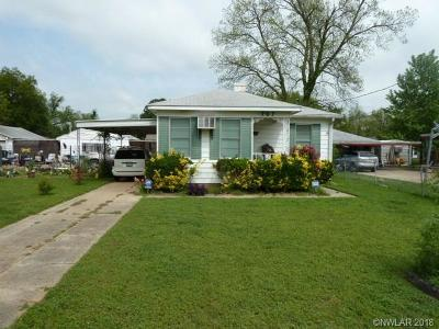 Bossier City Single Family Home For Sale: 707 Leon Street