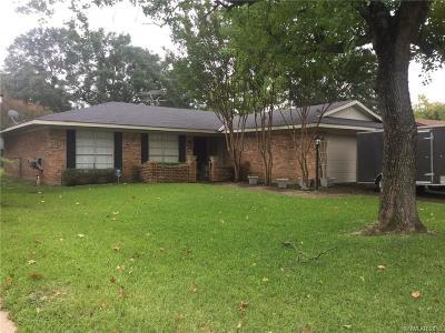 Bossier City Single Family Home For Sale: 2522 La Vonne Circle
