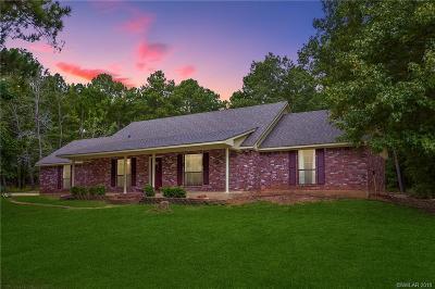 Shreveport Single Family Home For Sale: 8202 Maison Ridge Lane