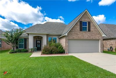 Bossier City Single Family Home For Sale: 995 Maize Street
