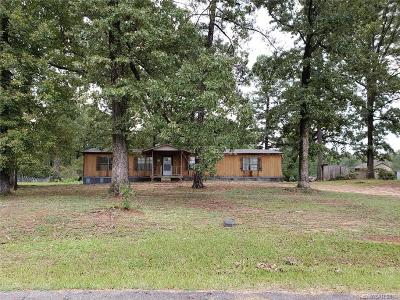 Haughton Single Family Home For Sale: 645 Parker Road