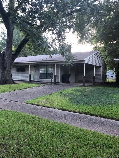 Bossier City Single Family Home For Sale: 4226 Elaine Street