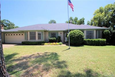 Shreveport Single Family Home For Sale: 1521 Ramberlyn Way