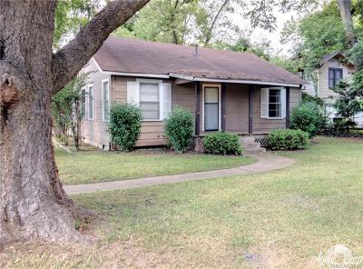 Bossier City Single Family Home For Sale: 2135 Rodney Street