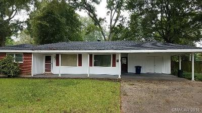 Shreveport Single Family Home For Sale: 845 Sewanee Place