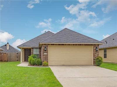 Bossier City Single Family Home For Sale: 3721 Sabine Pass Drive