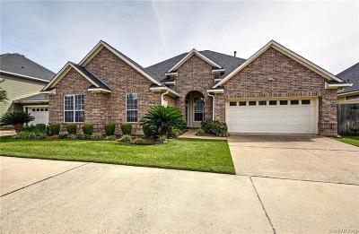 Shreveport Single Family Home For Sale: 209 Hallette Drive