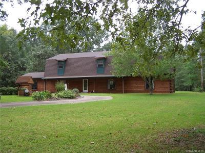 Benton Single Family Home For Sale: 5354 Linton Cutoff Road