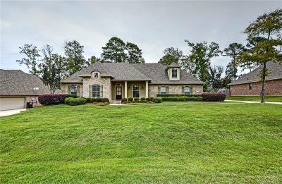 Haughton Single Family Home For Sale: 1905 Sparrow Ridge Circle