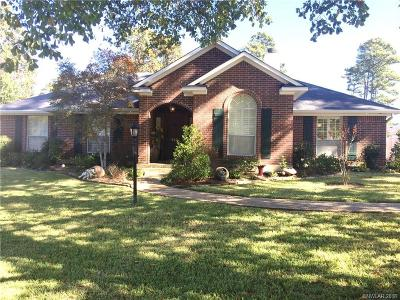 Shreveport Single Family Home For Sale: 263 Weeping Oak Drive