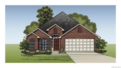 Bossier City Single Family Home For Sale: 4031 False River Drive