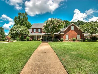 Benton Single Family Home For Sale: 5201 Meghan Caye Street