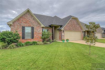 Bossier City Single Family Home For Sale: 6202 Pampus Lane
